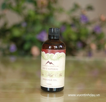 Dầu Hạt nho - Pure Grape seed Base Oil